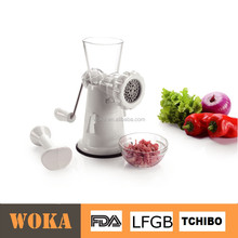professional home use meat grinder manual meat mincer
