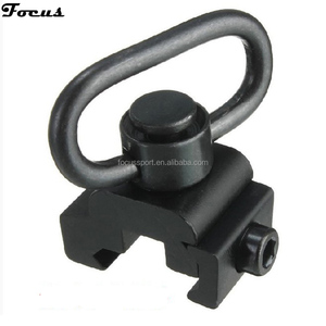 Fcous Quick Release Detach QD Sling Swivel Base / Single Point Swivel Sling Adapter QD Quick