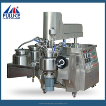 Guangzhou FLK Machinery High Quality Vacuum Emulsifying Mixer high pressure homogenizer