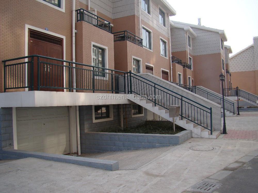 Escalier ext rieur balustrade rampe mains courantes pour escalier ext rieur - Balustrade escalier exterieur ...