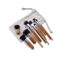All in One Pack Top Private label professional personalized makeup brush set custom makeup