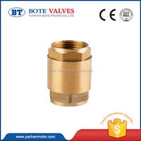 good market brass gas cock check valve