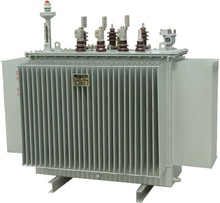 11kv 22kv 33kv oil immersed type 3 phase power transformer 250kva
