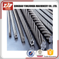PVC Coated Galvanized Steel Wire Rope For Crane