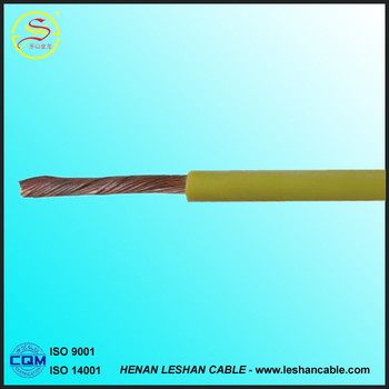 Braided electrical wire/Building wire