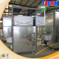 TAGRM high technology new coming capacity power bank/cassava chips dryer/cassava chip drying line MSU-H6 for sale