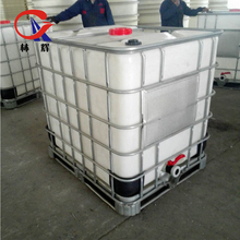 1000l used shipping ibc plastic container/tank for sale