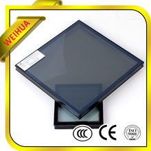 High Quality Tempered Low-e Glass Insulating Glass for building glass