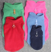 Wholesale Special Offer Pure Color Pretty Pet Dog Jackets