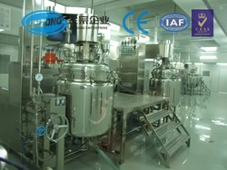 Jinzong Machinery whitening cream mixing making machine