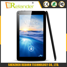China Factory price 9 inch A33 quad core tablet pc with 1gb ram 16gb rom