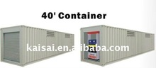 40' Container 1 oil product mobile petrol station