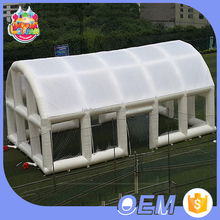 China Low Price Fashionable General Use Outdoor Camping Inflatable Event Tennis Or Wedding Party Tent