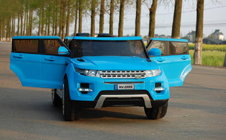 Children Electric Car Evoque SUV Style 2015