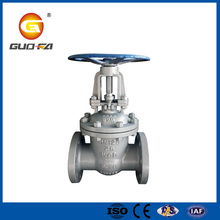 Manual Casting Flanged Stem Sluice Gate Valve Manufacture With Prices Dimensions Drawing