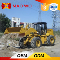 Low Price XGMA 3T 1.8CBM Bucket the articulated Mini Wheel Loader For Sale