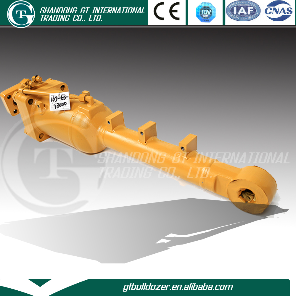 16Y-63-13000 Hydraulic lift oil cylinder.construction machinery parts for shantui BULLDOZER made in China