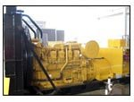 New 900KW 3508 Caterpillar Diesel Generator Skid Mounted