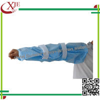 PPSB+PE Waterproof Medical Arm Sleeve From Pro Manufacturer