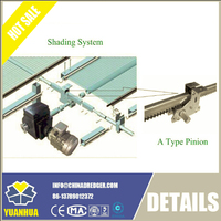 High Quality A Type Screen Pinion