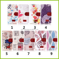 OEM customize pu leather cases for samsung s6