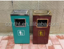 201/ 304 stainless steel recycle bin color code