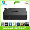 Mini M8S pro T95N android 6.0 TV BOX Quad Core install kodi 16.0 Amlogic s905 tv box T95N