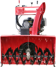 Best quality snowblower 13Hp gasoline snow blower 375cc snow thrower strong power