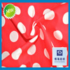 100% Cotton Cambric Fabric Polka Dot White And Red Poplin Fabric Factory In Huzhou City,Zhejiang,China