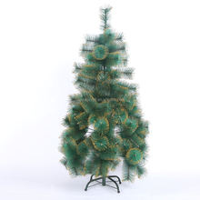 Alibaba wholesaler pine needle christmas tree metal wire tree for outdoors