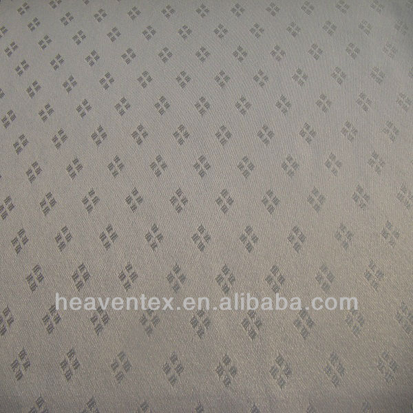 Jacquard bed cover fabric for mattress (014)