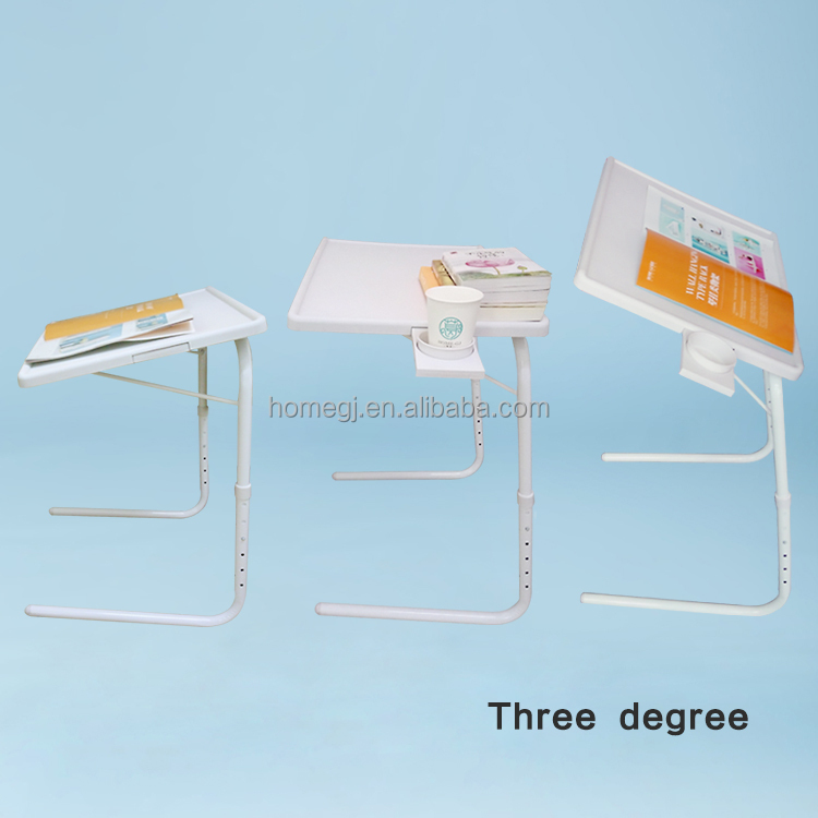 Laptop Table Stand new design modern computer adjustable desk table for bed and sofa