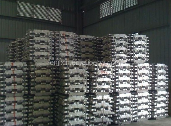 Factory hot sale a8 aluminium ingot