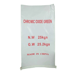 China pp woven bag plastic packaging bag for chemical packing