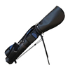 Golf bag parts golf gun bag with stand attachment