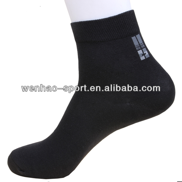 Black Business Socks in Hight Quality