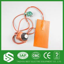 Cheap CE,ISO9004 silicone rubber heater 12 volt heating element