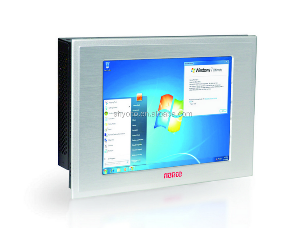 "8.4"" TFT LCD industrial Panel PC"