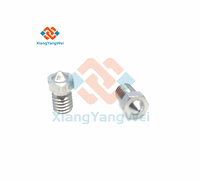 3D printer E3D V6 Extra Nozzle Stainless Steel Nozzle 0.4mm for 1.75 filament E3D V6 Stainless Steel Nozzles