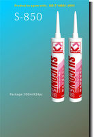 S850 Silicone Flame Resistant Sealant, fire proof sealant, fire resistant