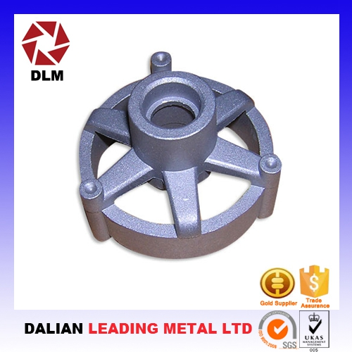 rough casting belt pulley