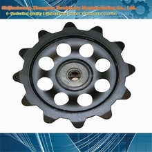 motorcycle chain and sprocket set sprocket and chain small mini excavator sprocket