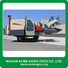 Rice Paddy Reaper Combine Harvester