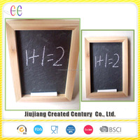 Cheap Natural Slate Chalk Writing Board