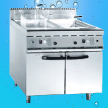 commercial gas deep fryer with cabinet(ZQW-839)