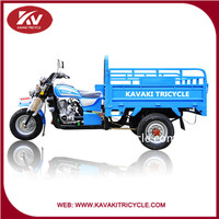 2016 Hot Sale blue nice wonderful good quality tricycle cargo with cabin cheap price adult 3 wheel motorcycle for agriculture