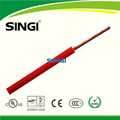 30 AWG pvc insulated earthing copper cable UL1015