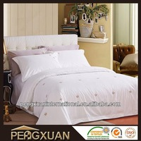 PX smooth and soft hotel textile bed sheet