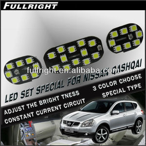 new 12 volt led dome light for nissan qashqai