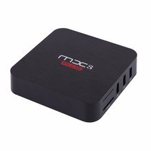 New product Cheapest price S905 MXS PLUS mxqpro android tv box amlogic s905 streaming box